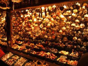 booth, Vienna's market