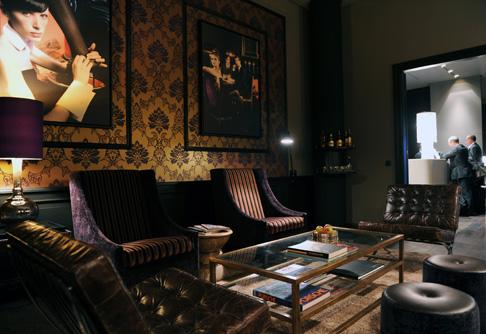 Design conscious traveler european travelling advisor for Hamburg boutique hotel