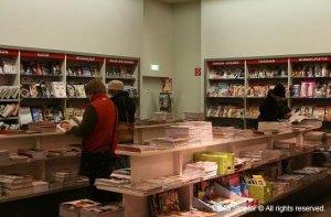 Moser bookstore