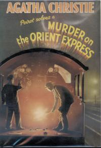 Murder on the Orient Express, first edition cover 1934