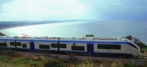railway in Italy