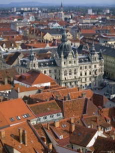 Town Hall in Graz