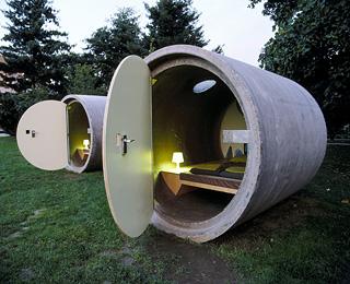 Daspark hotel, Austria
