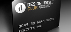 Design Hotels discount card