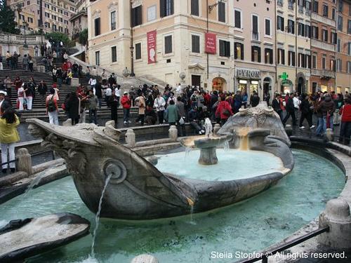 La Fontana della Bracaccia